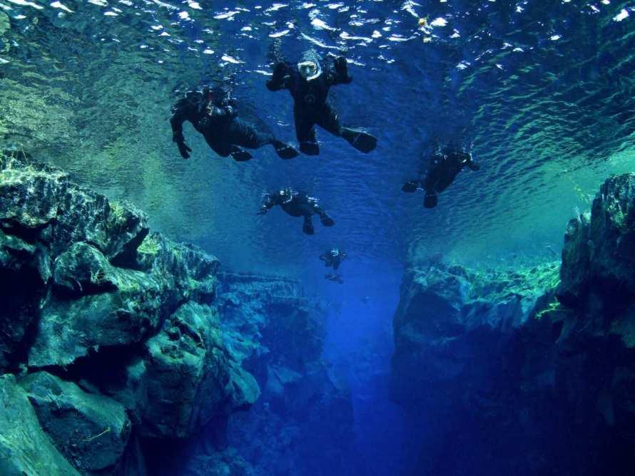 Snorkel Silfra Iceland