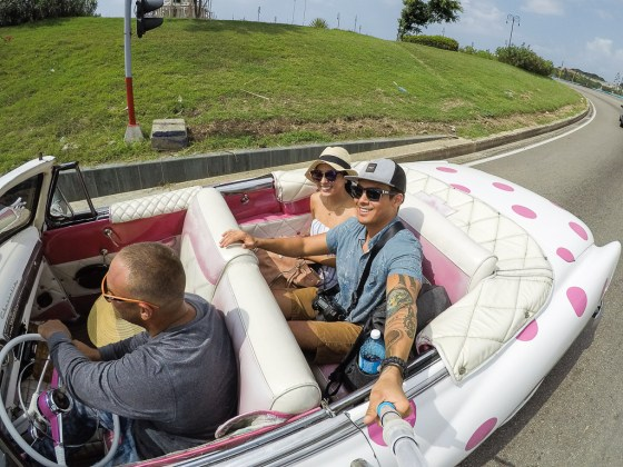 convertible havana cuba