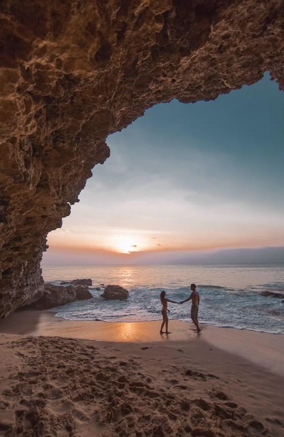 Pantai Tegal Wangi Cave