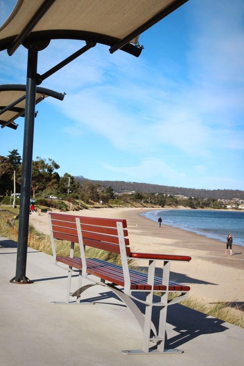 Bellerive Beach, Hobart, Tasmania