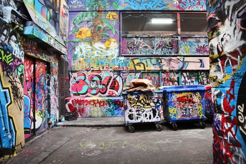 Hosier Lane 7