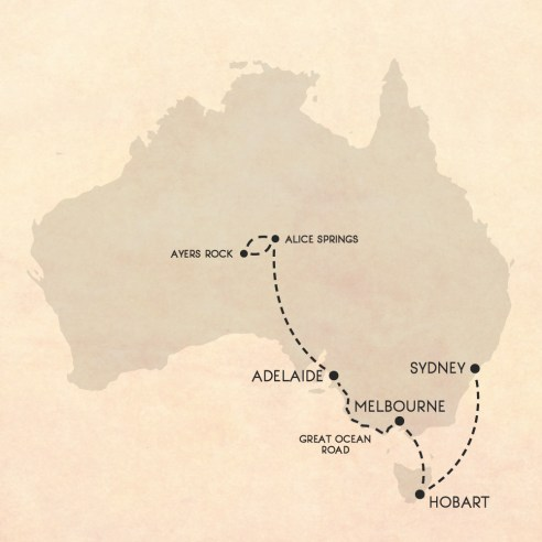 The ultimate itinerary for a trip around Australia - Autumn