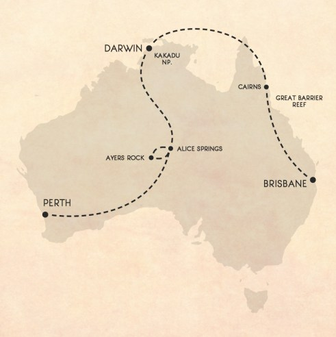 The ultimate itinerary for a trip around Australia - Spring