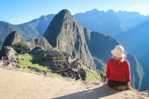 Views over Machu Picchu, Peru