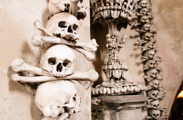 A chapel of bones: Kutna Hora day trip from Prague