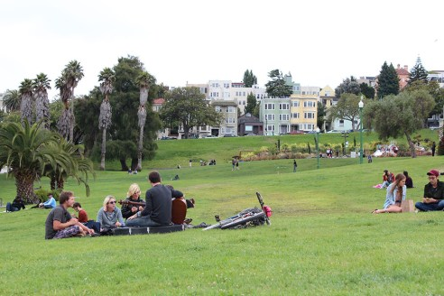 Dolores Park, San Francisco