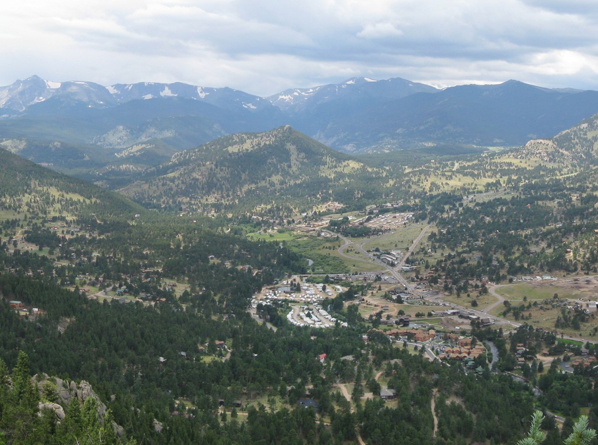 Estes, Rocky Mountain National Park