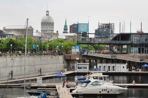 Old Port, Montreal