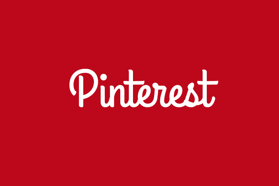 Pinterest social link