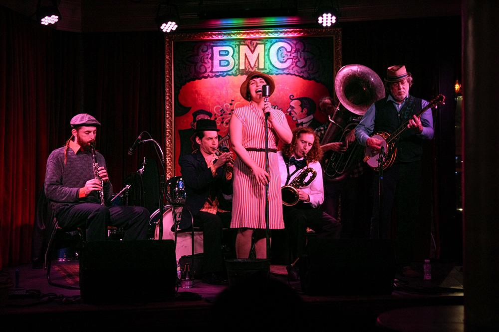 Jazz Bar, New Orleans, Louisiana