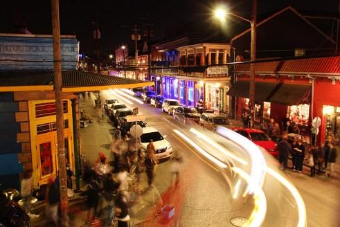 Frenchmen Street, New Orleans, Louisiana