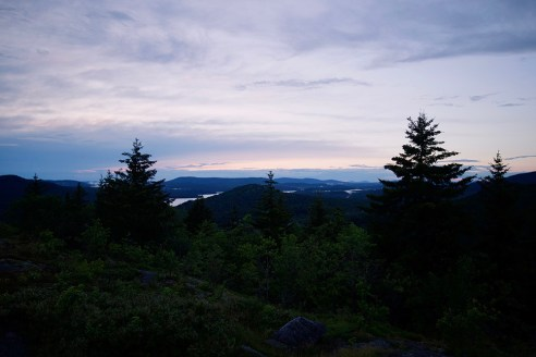 Coney Mountain, The Adirondacks
