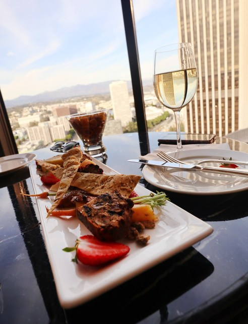 Los Angeles Revolving Restaurant