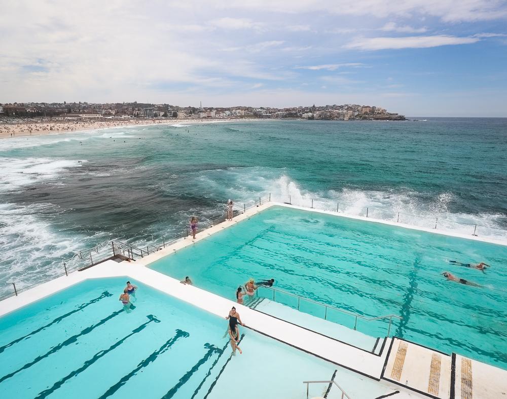 Bondi Icebergs, Sydney