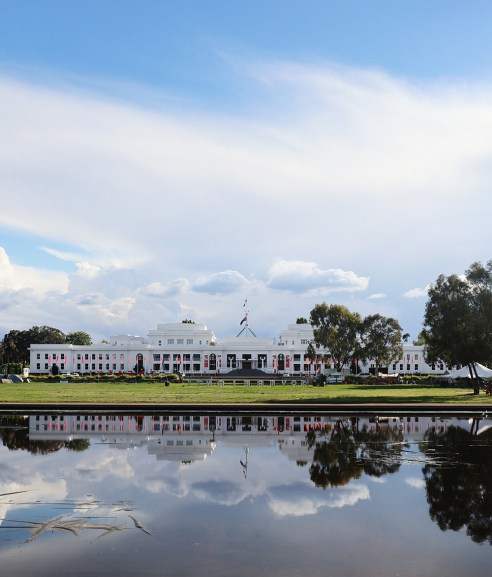 Old Parliament House, Canberra