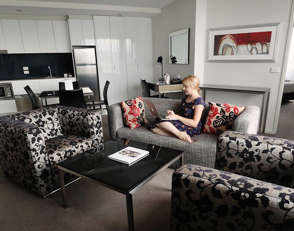Canberra ARIA Hotel