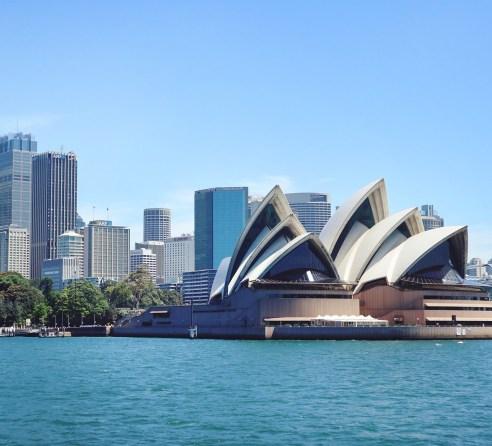 Manly Ferry, Sydney