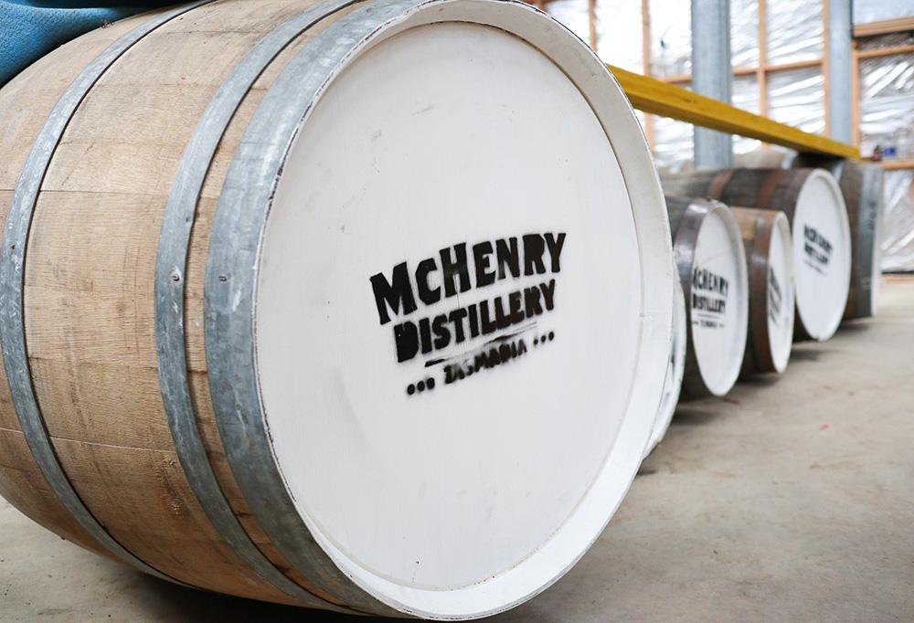 McHenrys Distillery, Tasman Peninsula