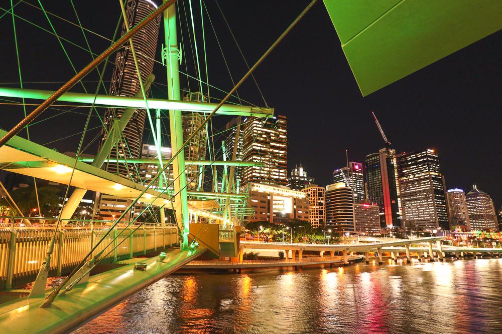 Kurilpa Bridge, Brisbane