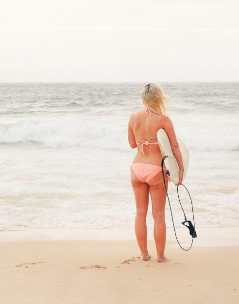 Dreamy beach photos - Bondi Beach