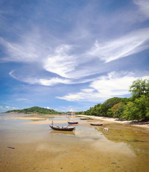 Ban Phe fishing community, Rayong, Thailand