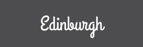 Scotland road trip itinerary - Edinburgh