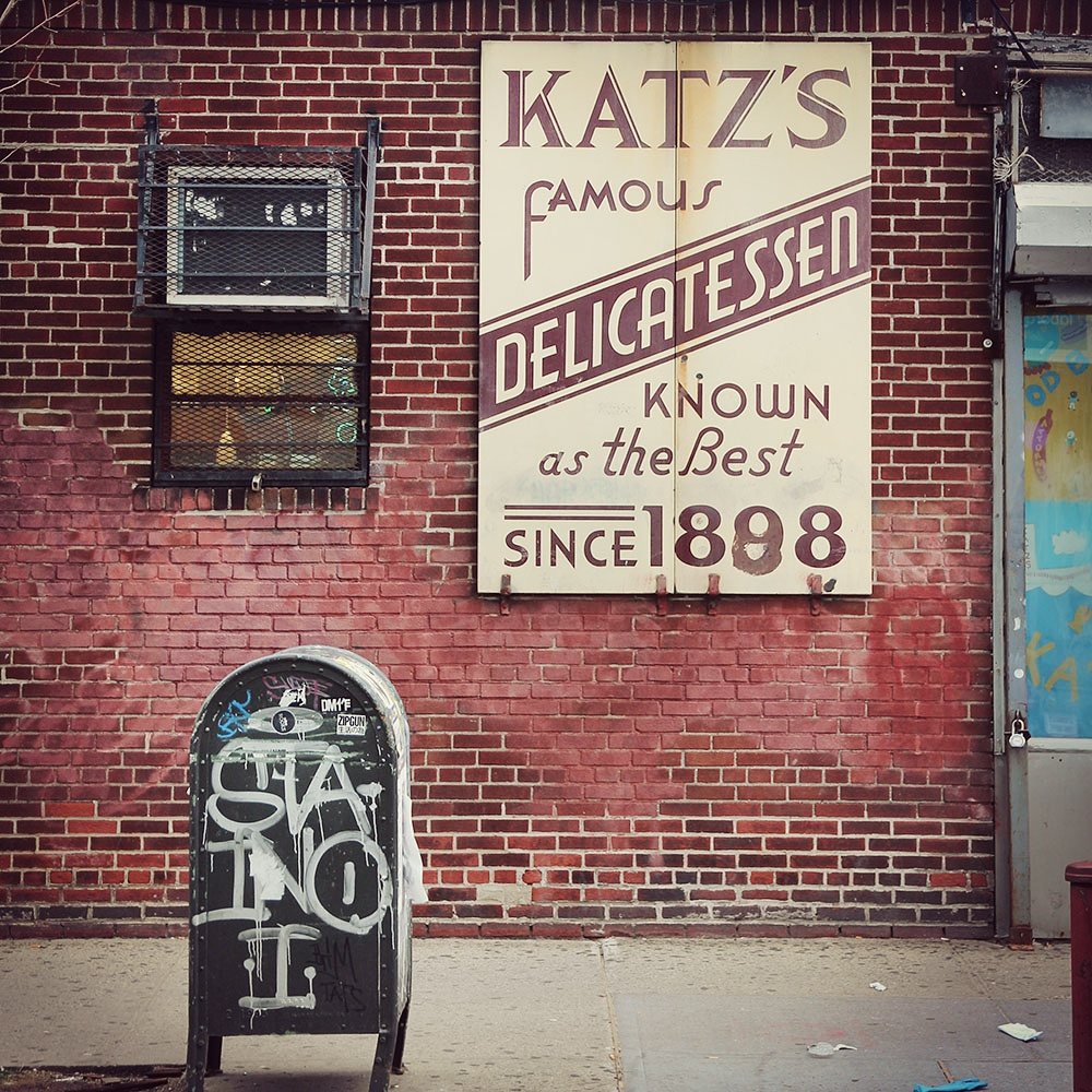 Katz's Deli, NYC
