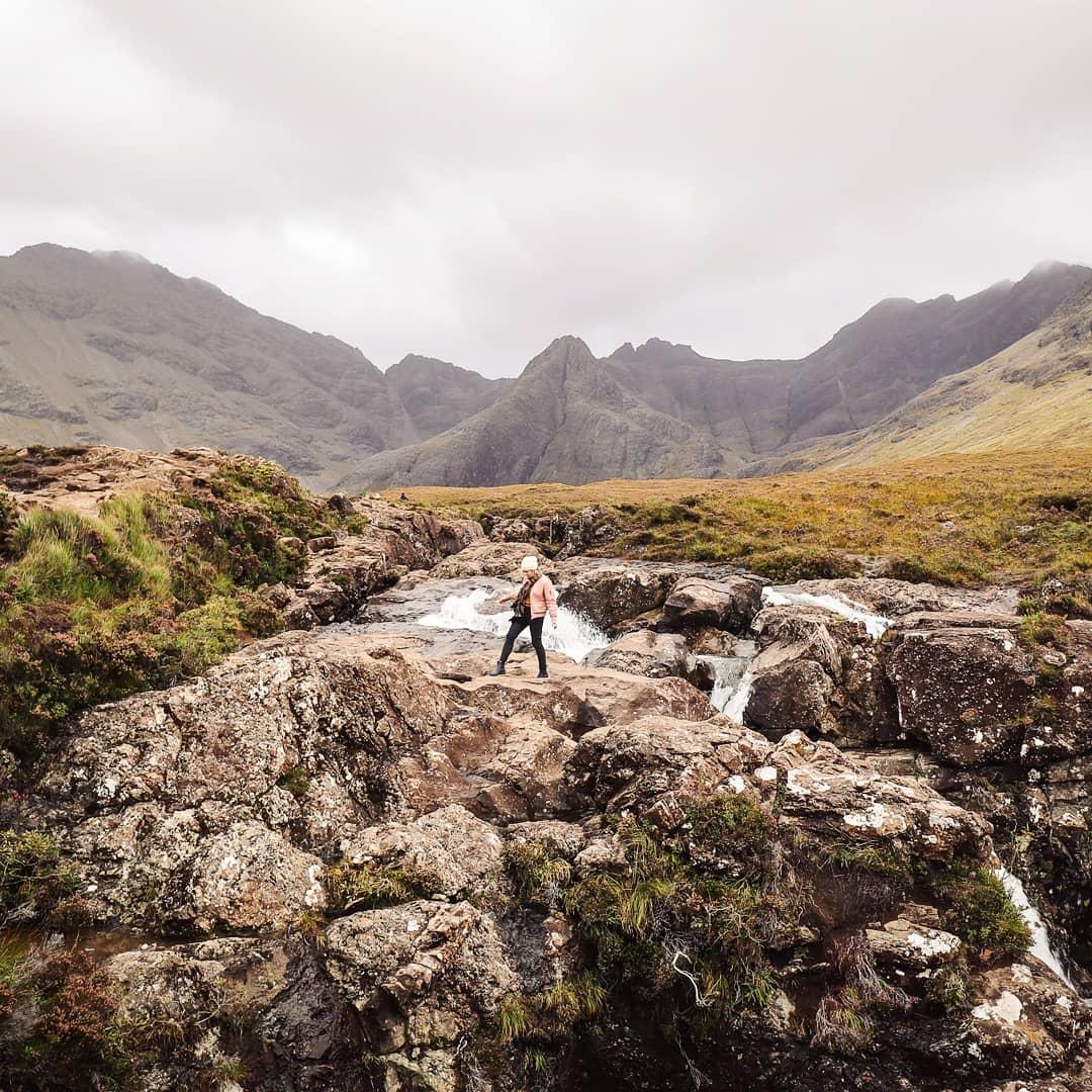Isle of Skye, UK - Scotland road trip itinerary