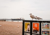 A self-guided walking tour of Brighton, UK