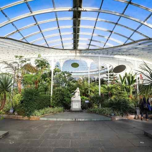 Botanic Gardens, Glasgow, Scotland