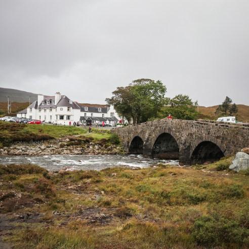 Sligachan Old Bridge, Isle of Skye, Scotland