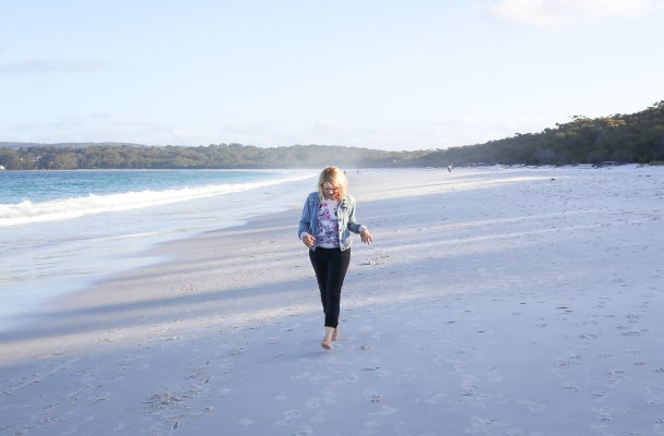 See the world's whitest sand on this Aussie road trip!