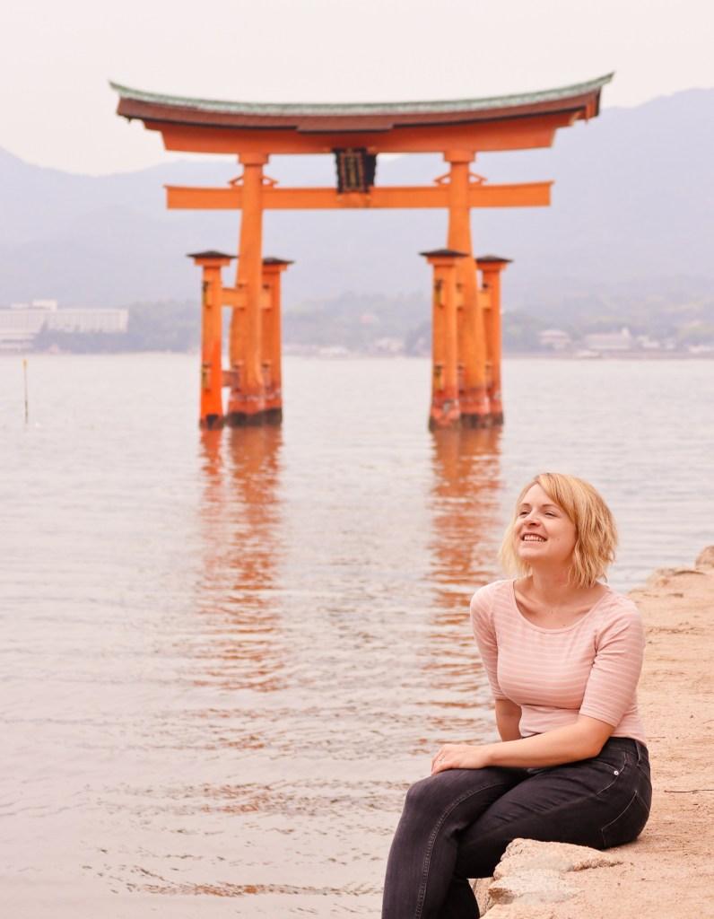Itsukushima Floating Torii Gate, Miyajima, Japan