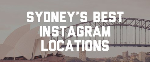 Sydney's best Instagram locations