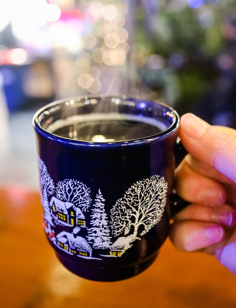 Glühwein (Mulled Wine) at Germany's Christmas Markets