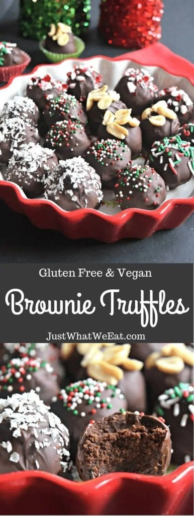 Brownie Truffle
