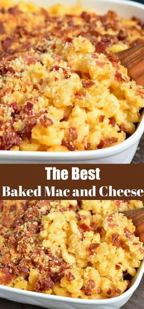 The Best Baked Mac and Cheese