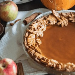 15 Vegan Thanksgiving Pumpkin Pie…