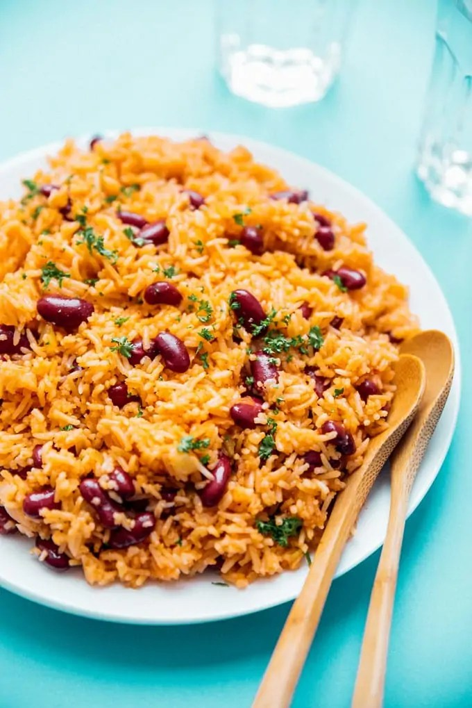 Spanish Rice and Beans