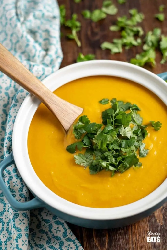 Smooth Creamy and Delicious Ginger Carrot Cauliflower Soup