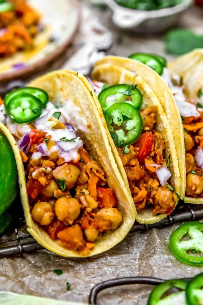 Spicy Moroccan Tacos