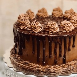 20 Homemade Vegan Birthday Cake…