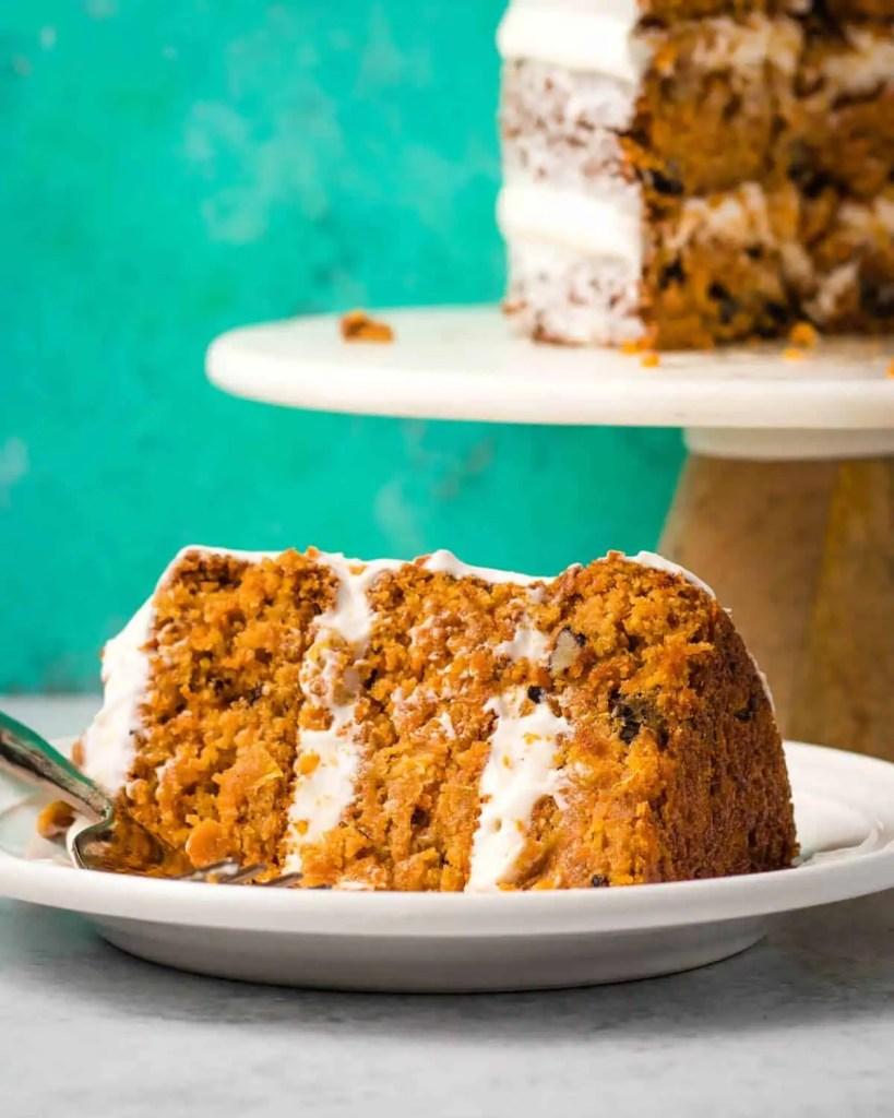 Best Vegan Carrot Cake