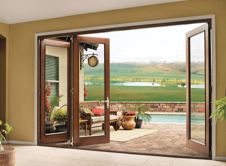 pick the perfect patio door
