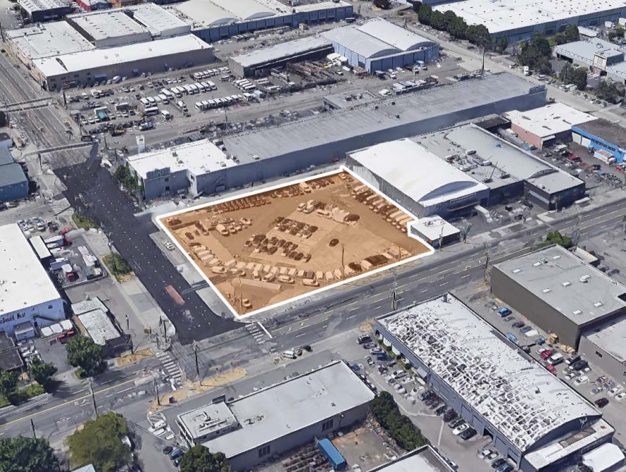 Seattle Opportunity Zone - SoDo Land For Sale