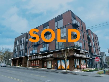 Sold for Asking Price: Wallingford Street Retail Condos