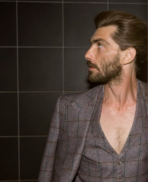 Patrick Petitjean How Beards Got Back In Fashion