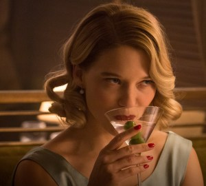 Léa Seydoux dans James Bond
