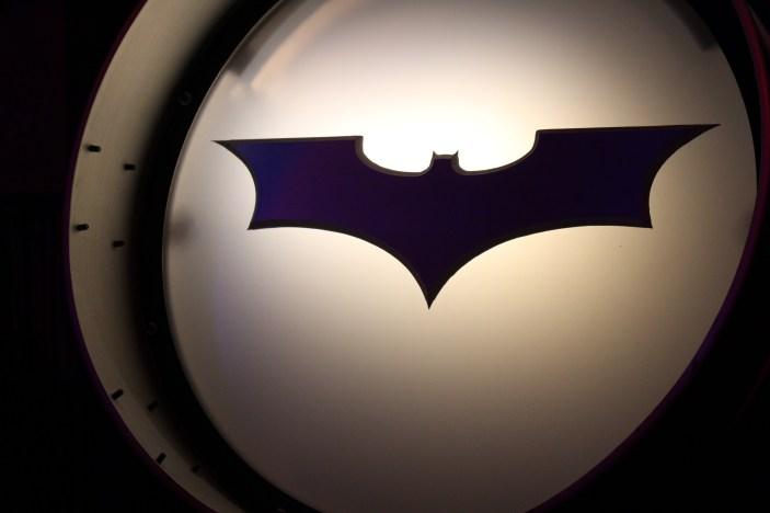 Batman Exhibit at Warner Brothers Studio Tour