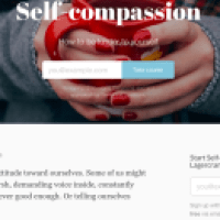 Self-compassion Course for Free